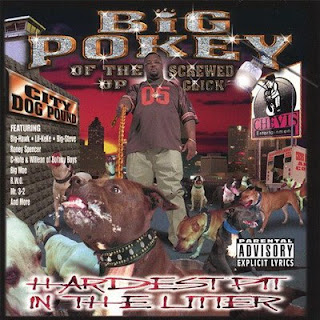 Big Pokey - Hardest Pit In The Litter (1999) FLAC