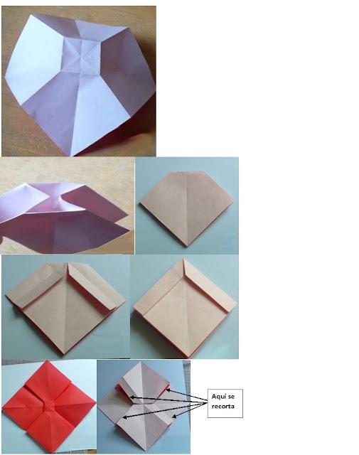 cómo hacer moños de papel para el árbol de navidad, como hacer moños para regalos, pasos para hacer chongos