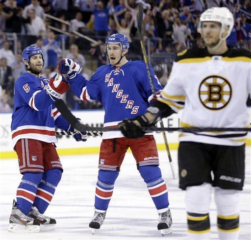 Scotty Hockey: Rangers Report Card 2013