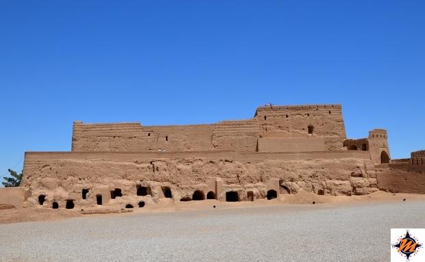 Meybod, Castello di Narin