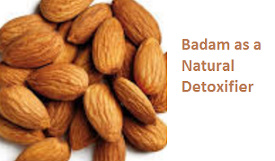Health Benefits of Almond or Badam as a Natural Detoxifier