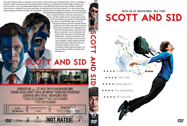 Scott And Sid DVD Cover