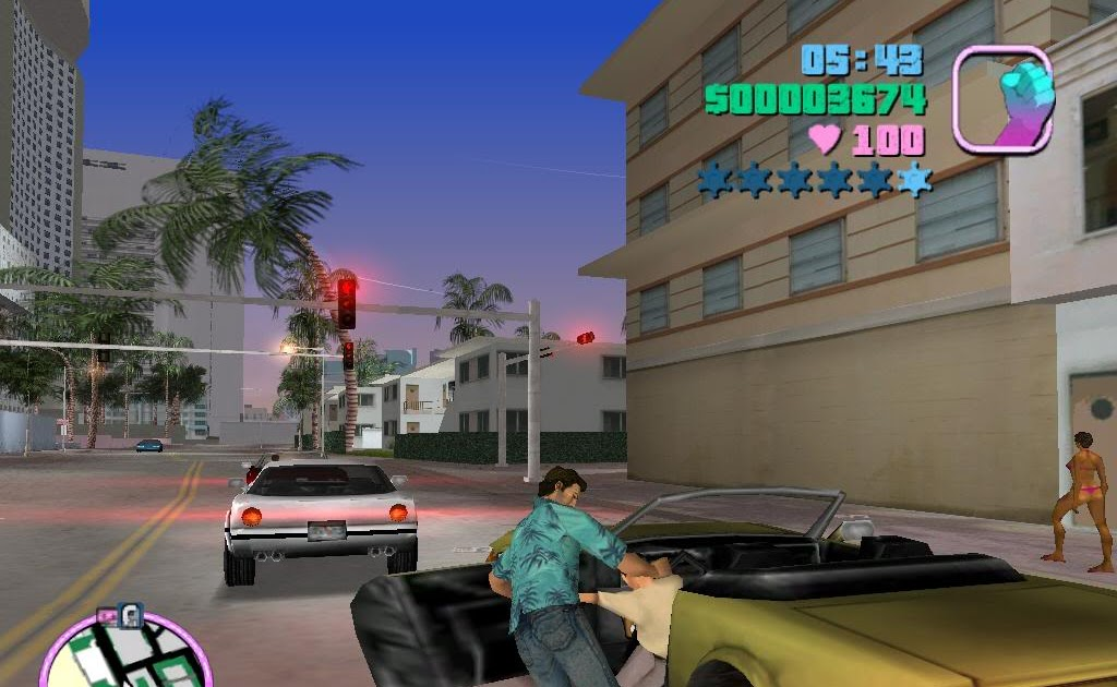 Manual Download gta vice City Zombie Mod Apk appmirror com