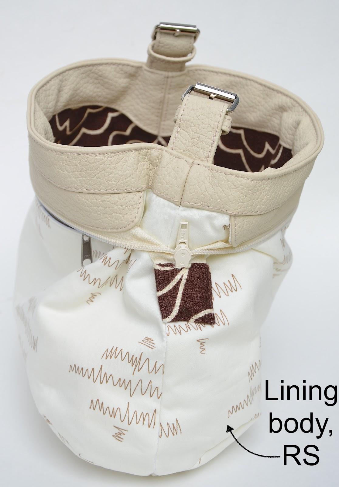 Ikat Bag Zip A Bag Chapter 18 Recessed Zipper Handbag