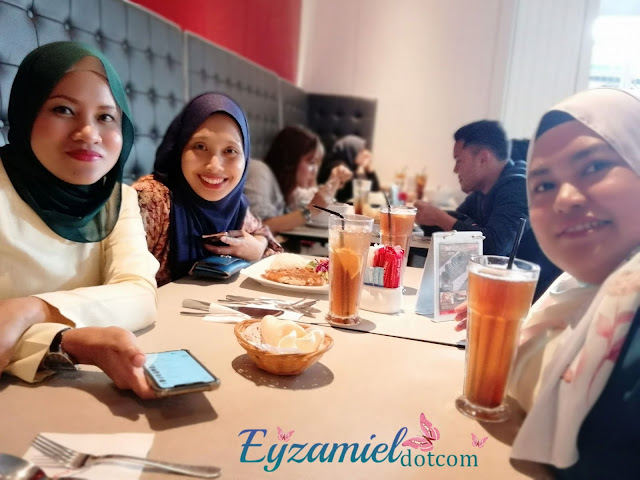 Set Lunch di Secret Recipe