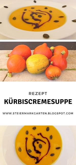 Kürbiscremesuppe-Rezept-Pin-Steiermarkgarten