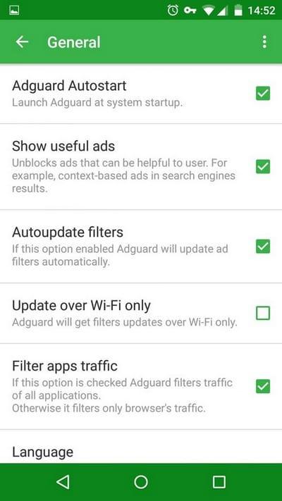 Adguard premium full apk