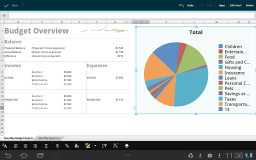 OfficeSuite Pro 7 (PDF & HD) apk free download | Terminal