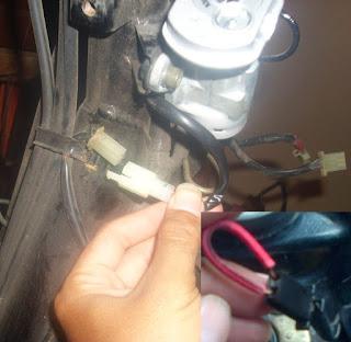 1 Hal Yang Harus Di Lakukan Untuk Menghidupkan Mesin Motor Saat Kunci Kontak Hilang