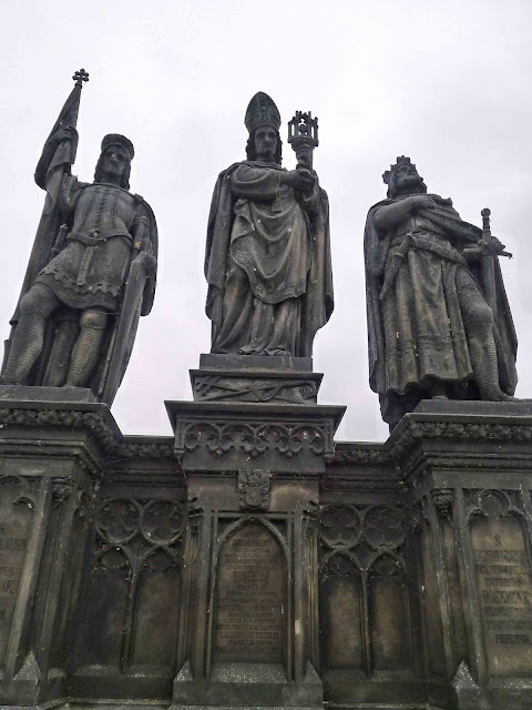 Charles Bridge Statues