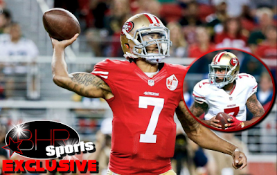 """49ers Quarterback """"Colin Kaepernick"""" Will Be Donating Jersey Sales Back To The Community !"""