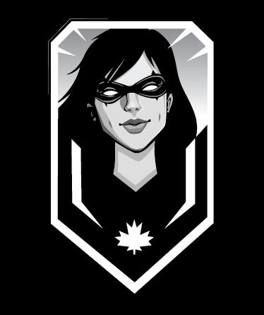 Jillian Lim: Ottawa Pop Expo Logo