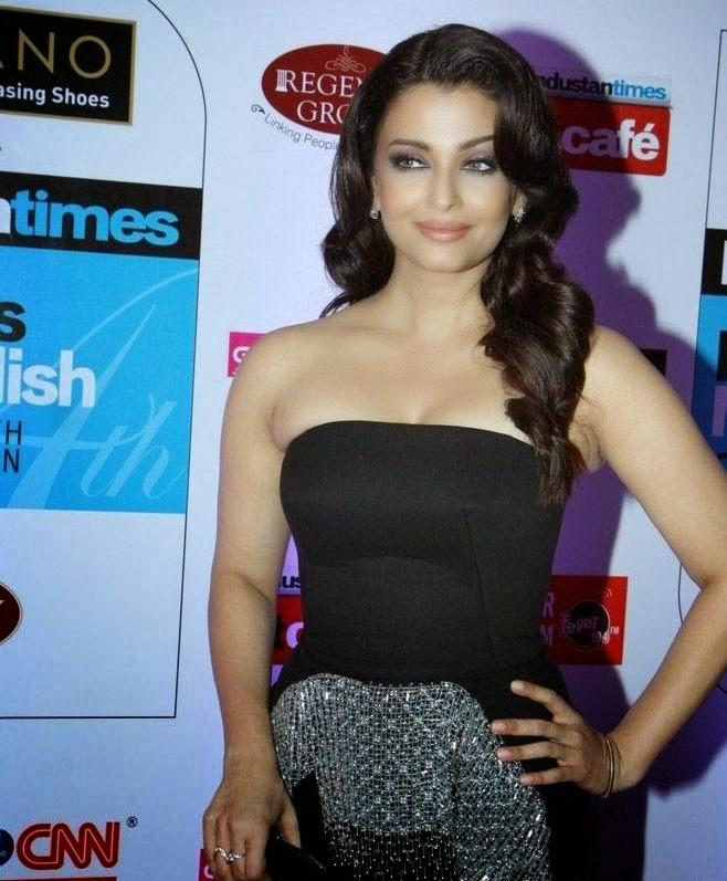 Aishwarya Rai at HT Mumbai Most Stylish Awards 2015 Stills
