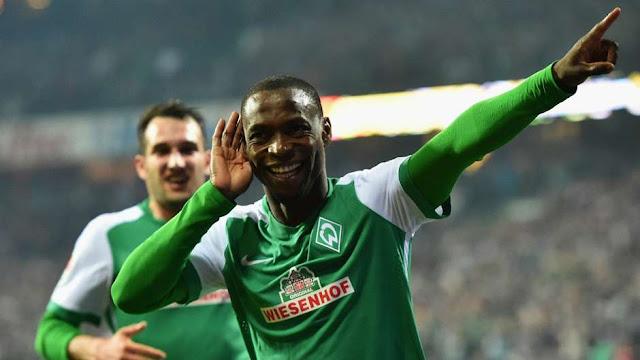 Anthony Ujah Werder Bremen Bundesliga