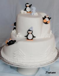 Pingviinikakku