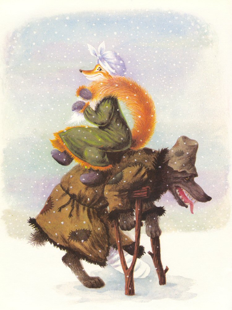 Animalarium Foxy Tricks-6947
