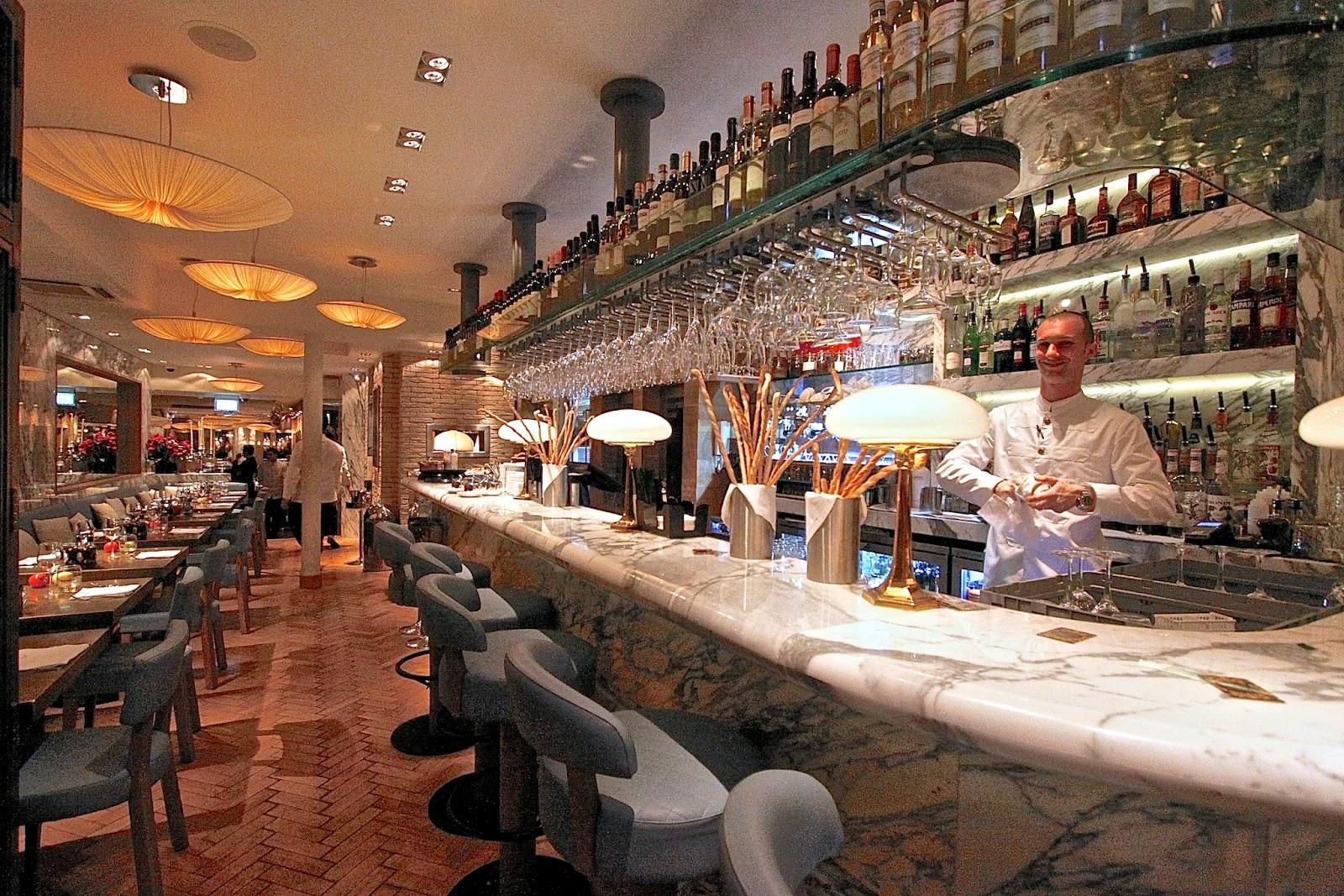 Italian Restaurant Piccadilly Station