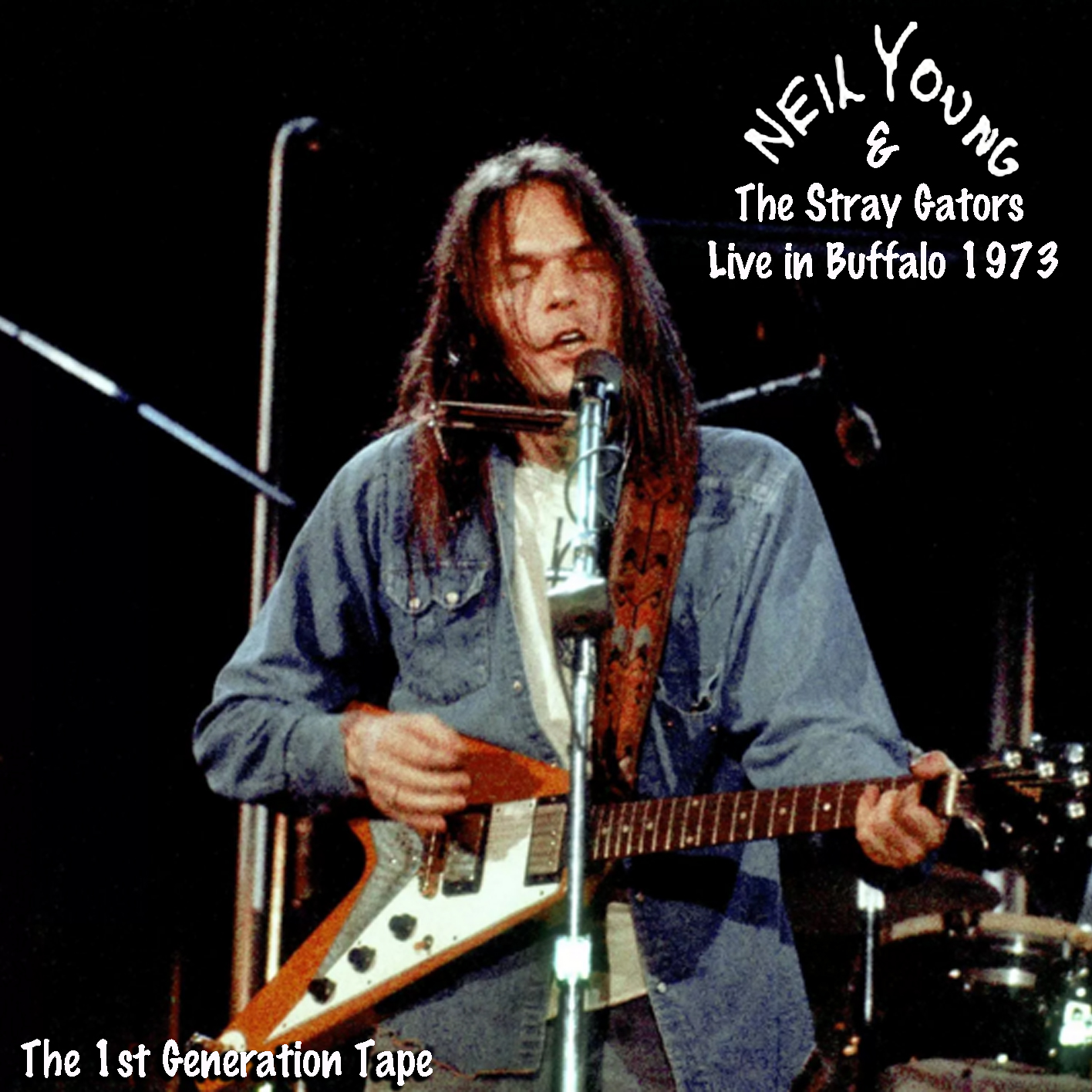 PLUMDUSTY'S PAGE: Neil Young 1973-01-14 War Memorial ...
