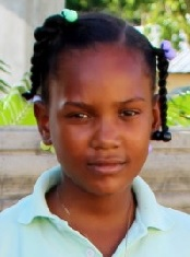 Nicol - Dominican Republic (DR-324), Age 10