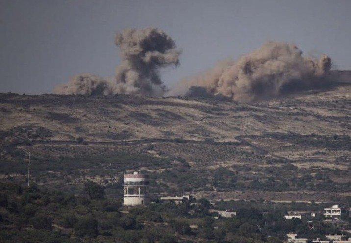 Под удар авиации США в Сирии могли попасть наемники из России