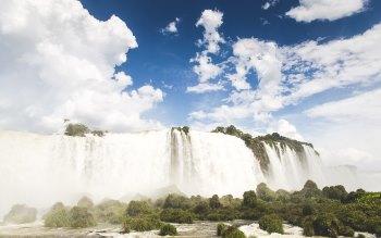 Wallpaper: Iguazu Falls