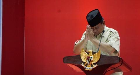 Prabowo Sebut Ada Elite yang Diancam saat Ingin Mendukungnya di 2019