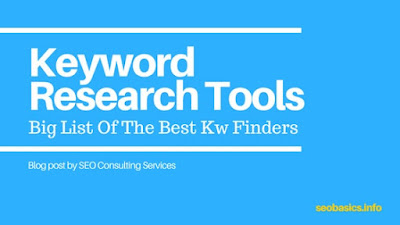 Keyword Research Tools: Big List (44) of Best Kw Finders