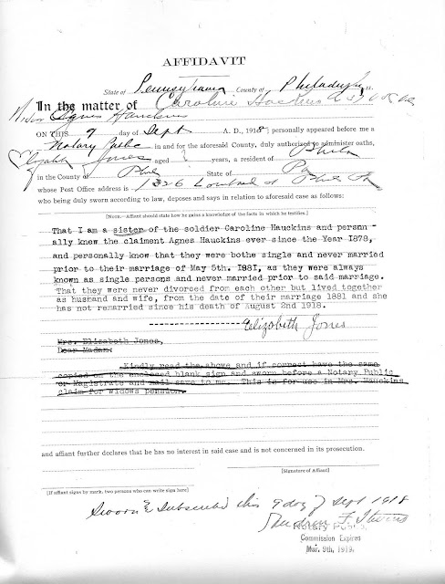 His Name Was Carolina Hauckins --Part Two --How Did I Get Here? My Amazing Genealogy Journey