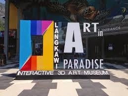 Tempat Menarik di Langkawi  3D Muzium