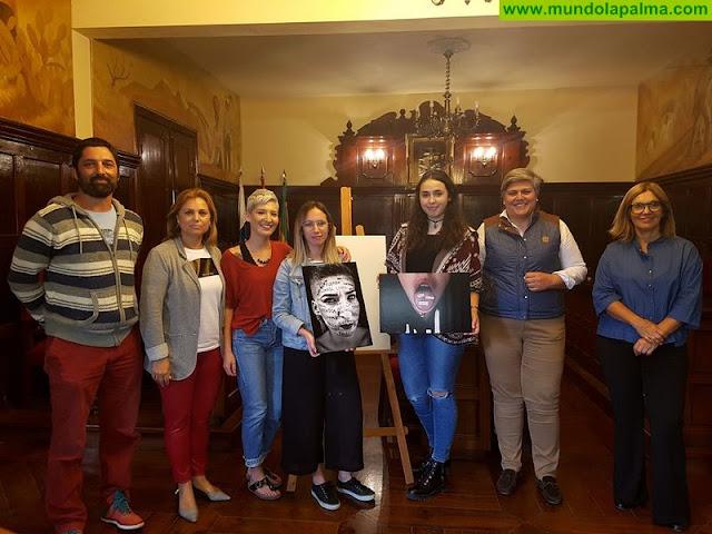 """Nicole Pérez, gana el concurso fotográfico """"enfoca la igualdad"""" convocado por el Ayuntamiento de Los Llanos de Aridane"""