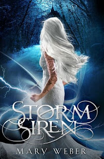 storm siren, book, mary weber, fantasy, magic, romance, chosen one, young adult