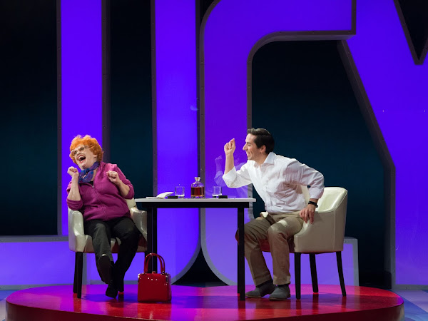 I Loved Lucy, Arts Theatre | Review