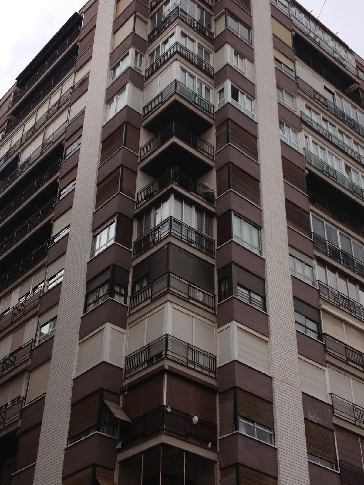 Desde el foro cerramiento de terrazas y balcones tras la - Cerramientos de aluminio para balcones ...