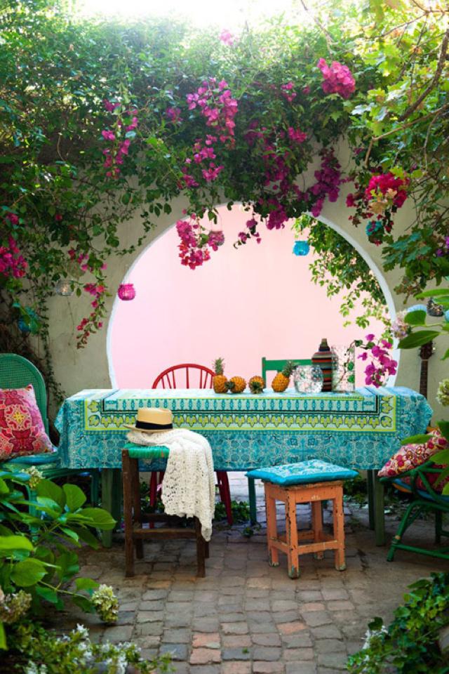 10 Beautiful Exotic Summer Patios Emily May