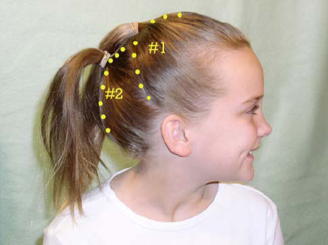 peinados divertidos para niñas 2012 | andgodmadefashion