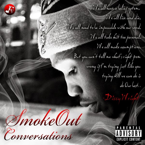 Dizzy Wright - Smoke Out Conversations Cover