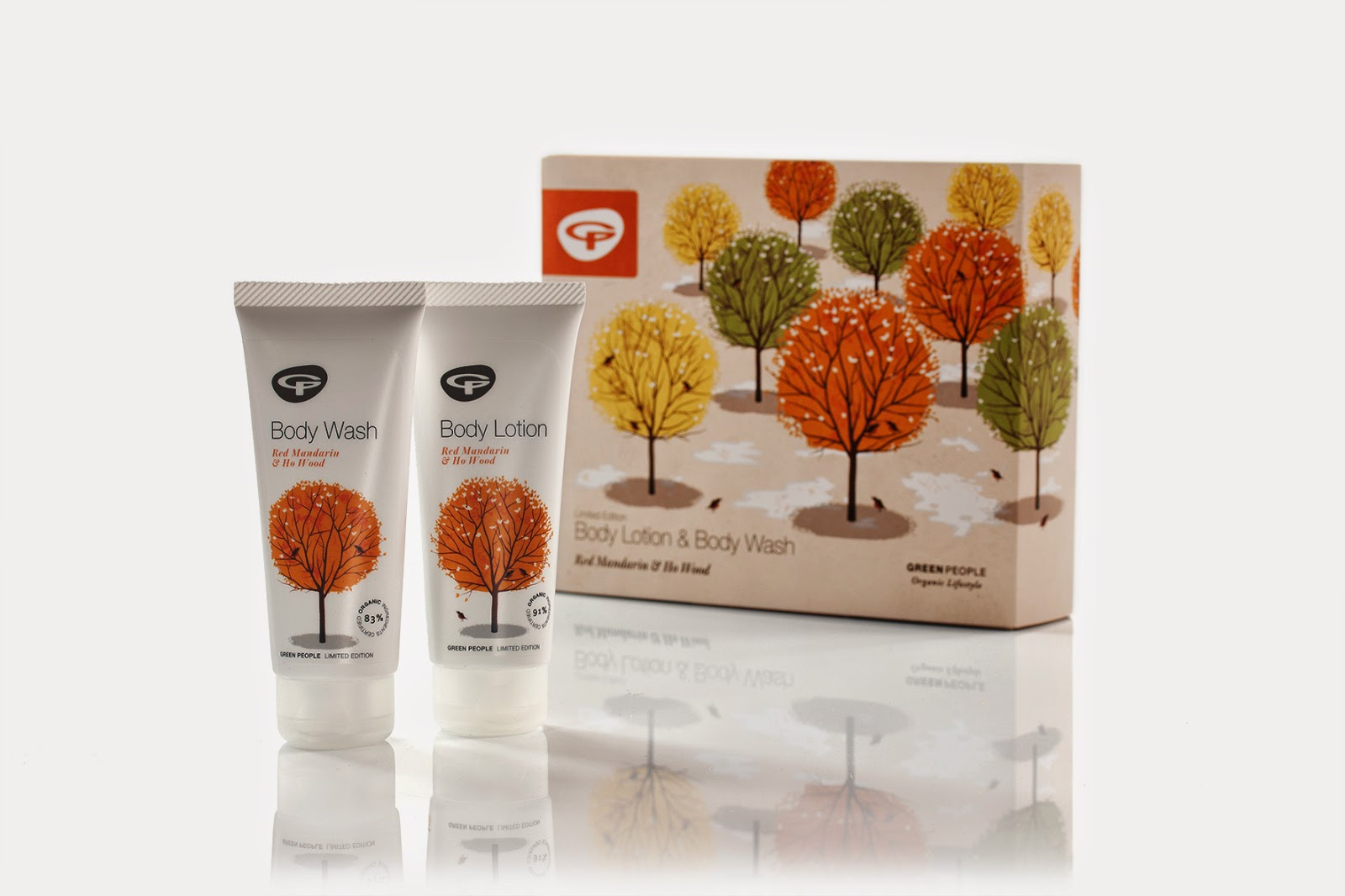 Limited Edition Gift Set from The Green People