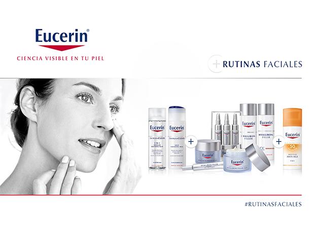 ¿Te apuntas a nuestro Taller de Rutina Facial con Eucerin?