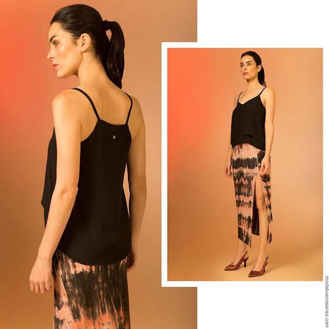 Looks moda mujer primavera verano 2019. Moda mujer 2019.