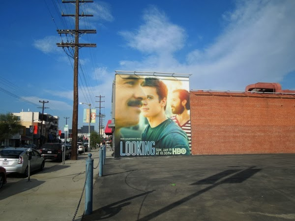 Looking season 1 billboard