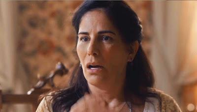 Lola em cena da novela das 18h da Globo, Éramos Seis (Foto: Reprodução)