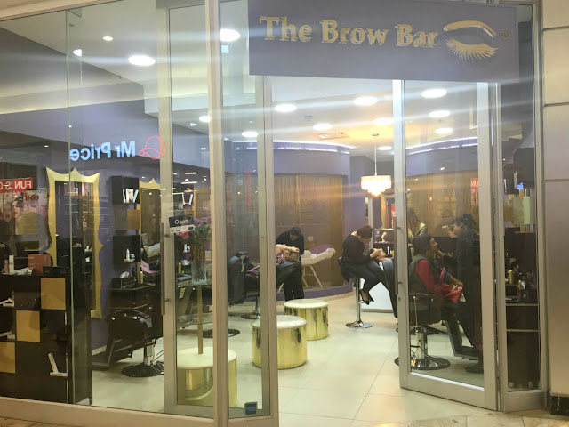 The Brow Bar, La Lucia || Jane Wonder