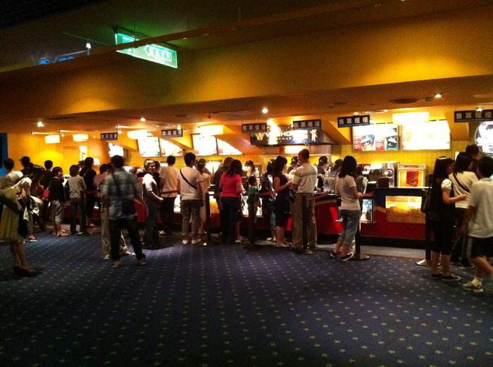 2011-07-15臺中老虎城看電影 @ CLEAR BLOG :: 痞客邦