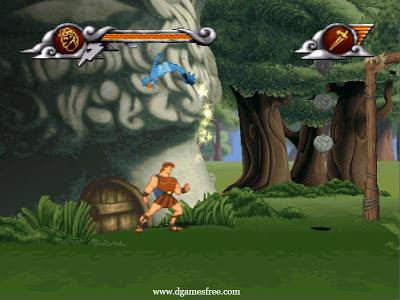 Hercules Game Online