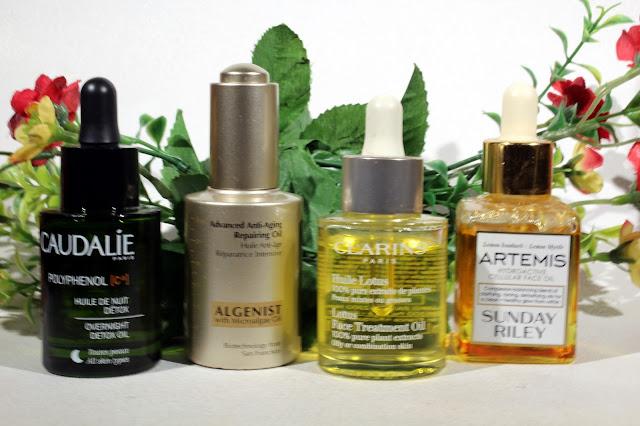 Anti-Aging Face Oils