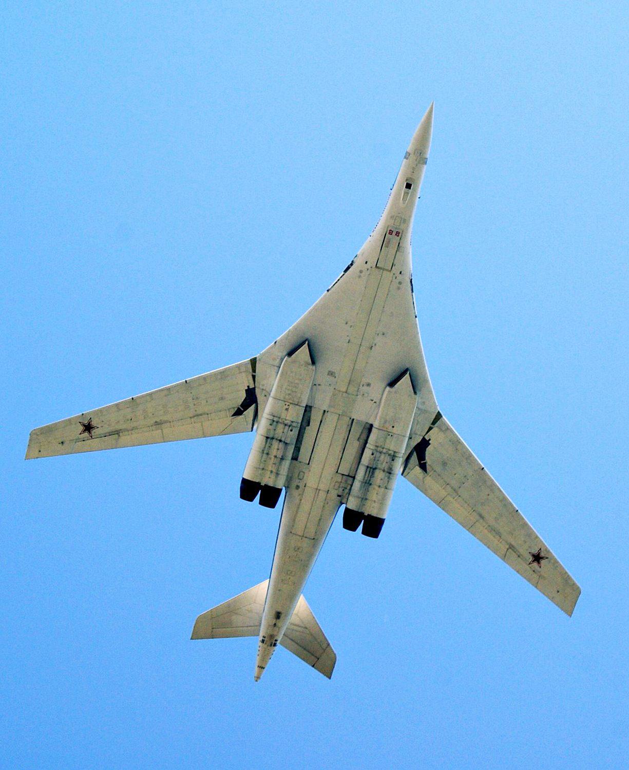 Tu: Guns & Weapons: Tupolev Tu-160