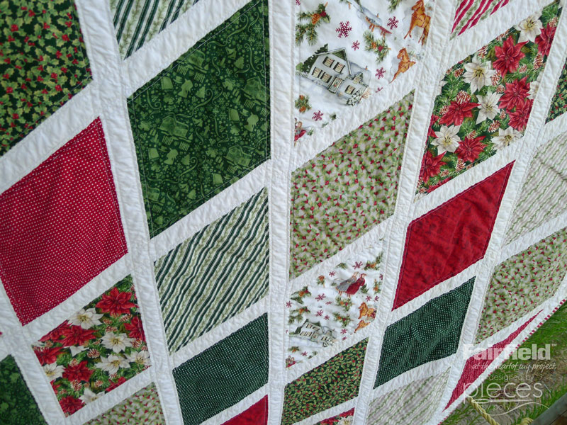 Pieces By Polly Anne Of Green Gables Christmas Quilt Free Pattern