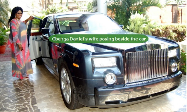 Gbenga Daniel's N70 Million Rolls Royce Phantom Photos: Which Company Bought Ex-Ogun Governor A $450,000 Luxury Car???