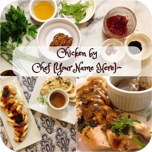 ShowFood Chef: Chicken by Chef (Your Name Here) -  Simple Saturday