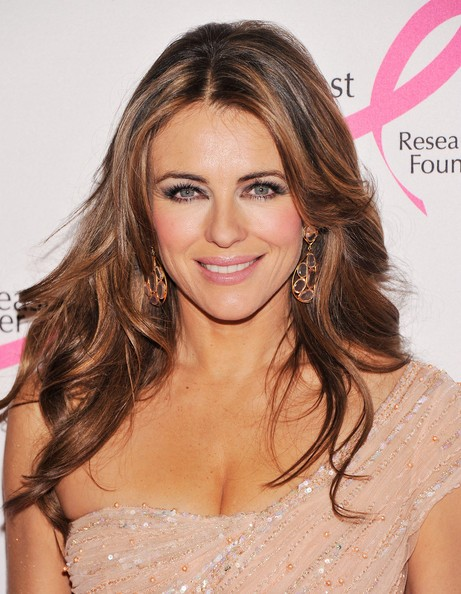Fab at 40 - Elizabeth Hurley
